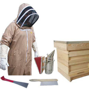 Beginner Bee Keeping Kit