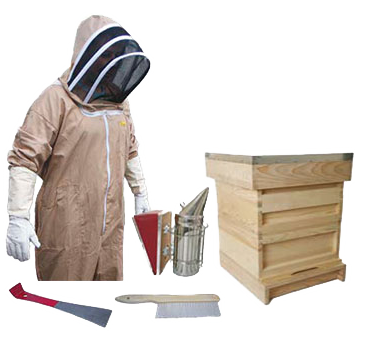 Beginner Bee Keeping Kits