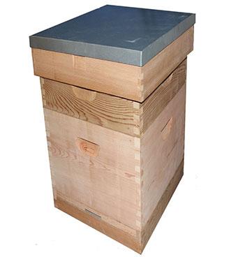 Commercial Cedar Hive Parts