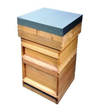 National Red Deal Hive Parts