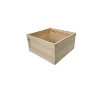 National Brood Box For Bees