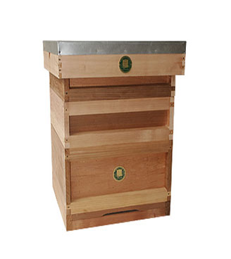 National Cedar Bee Hive