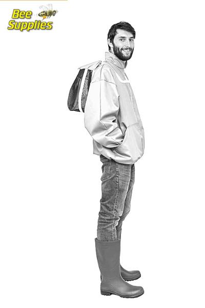 BBWear Jacket with detachable hood