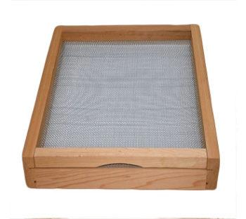 Cedar Mesh Floor