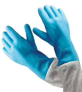 Rubber Gloves for Bee Keeping