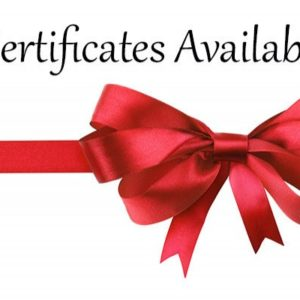 Bee Keeping Gift Cert