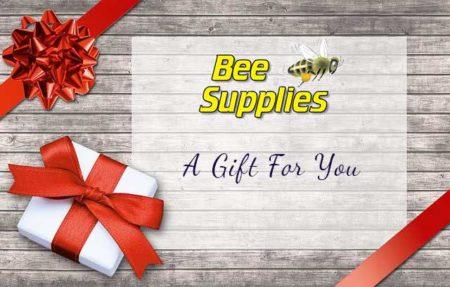 Bee Supplies Gift Voucher