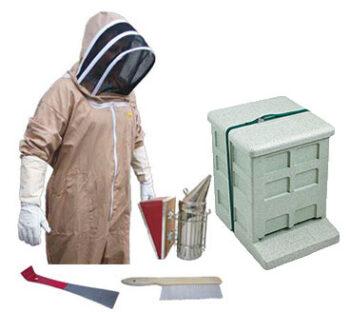 Polystyrene Hive Starter Kit